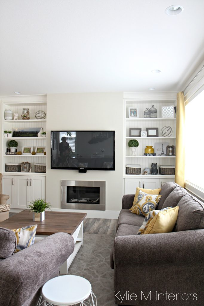 Grey and Black Living Room inspiration
