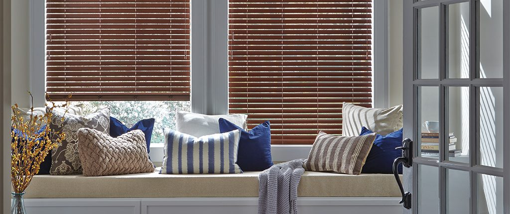 Ambient Basswood Blinds